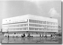 Тамбовская областная библиотека им. А. С. Пушкина. 1978 г.